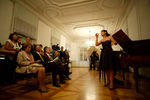 Recital in the Mozart residence
