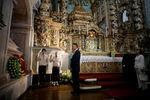 Presidente da República iniciou programa do Dia de Portugal com homenagem a Frei Bartolomeu dos Mártires