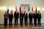 Chefes de Estado em Graz
