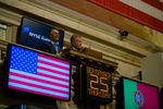 Início da Sessão da Bolsa de Nova York