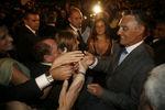 Portugueses de Moçambique com o Presidente