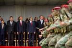 Presidente da República na Cerimónia Militar comemorativa do Dia de Portugal em Santarém