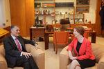 Reunião com Julia Gillard