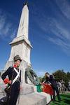 Cerimónia no Buçaco