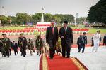 Encontro com o Presidente indonésio