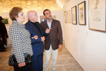 Opening of exhibition in Cascais Citadel