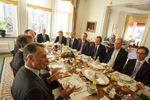 Reunião em Estocolmo