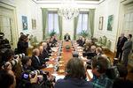 Reunião do Conselho em Belém