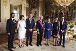 Encontro com a Família Real