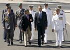 EMGFA recebeu visita do Presidente da República