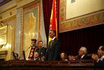 Presidente discursou perante duas câmaras do Congresso
