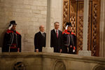 Recepção no Palácio da Generalitat