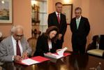 Acordo prevê cooperação na investigação oftalmológica