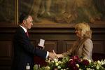 Presidente Cavaco Silva homenageou poeta Bocage e recebeu medalha de ouro de Setúbal