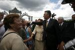 Fall River recebeu visita presidencial