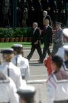 Presidente da República na Cerimónia Militar comemorativa do Dia de Portugal