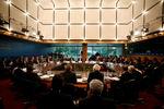 Sessão de abertura da Conferência