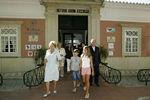 Visita em Faro