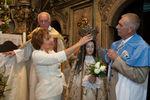 Cerimónia na capela do Largo Martim Moniz
