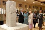 Visita ao museu em Ankara