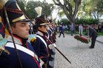 Homenaqem aos mortos na guerra peninsular