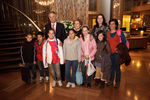 President received children from São Jorge