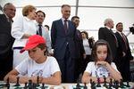 Alunos de xadrez