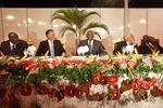 Jantar com Chefes de Estado e de Governo