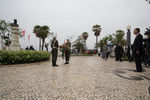 Presidente homenageou poeta e pedagogo João de Deus em Faro