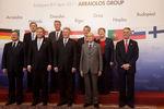 Chefes de Estado em Budapeste