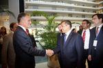 Presidente com Ollanta Humala