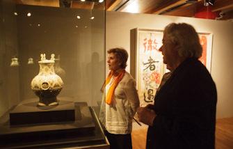 Exposição 'Bronzes e Jades da China Antiga' na Coleção José de Guimarães
