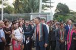 Evento na Escola Portuguesa em Díli