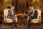 Reunião com Lee Hsien Loong