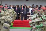Cerimónia Militar comemorativa do Dia de Portugal em Lisboa