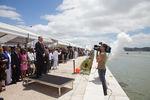 Largada para etapa de Lisboa da Regata Volvo Ocean Race