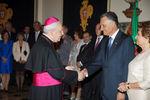 Corpo Diplomático estrangeiro apresentou cumprimentos ao Presidente da República no Dia de Portugal