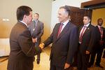 Encontro com Presidente Horacio Cartes