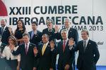 Chefes de Estado na Cidade do Panamá