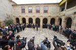 Presidente encontrou-se com personalidades que se distinguiram em Portugal e no estrangeiro