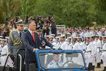 Cerimónia Militar comemorativa do Dia de Portugal na Guarda
