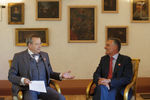 Encontro com Toomas Hendrik Ilves