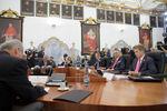 Terceira reunião em Tibães