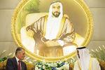 Encontro em Abu Dhabi
