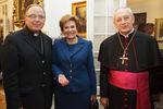 Receção na Nunciatura Apostólica