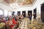 Encontro no Palácio de Belém