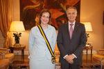 Ambassador Graça Mira Gomes