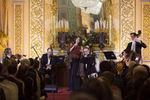 Concerto no Palácio da Ajuda