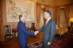 Outgoing CEMFA presented his farewell compliments