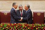 Cerimónia na Assembleia da República